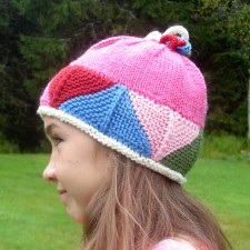 Fun With Triangles Hat (Child and Adult Sizes)