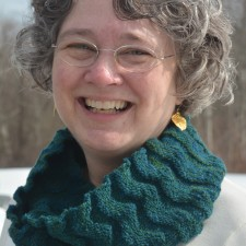 Welted Waves Cowl