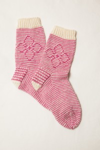 Blossom socks photo #3