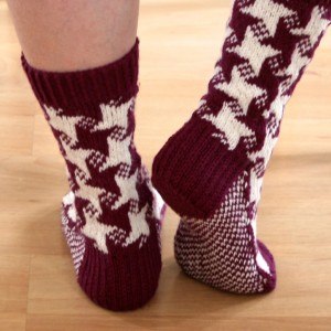 photo2 swirling star socks